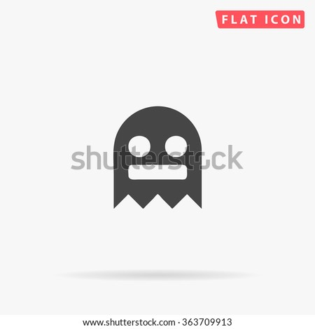 ghost icon vector ghost icon