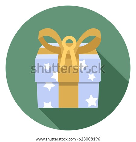 gift box icon #623008196