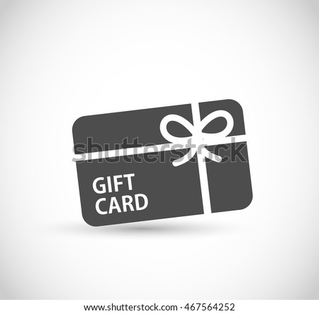 Gift vectors download free vector art stock graphics images gift card icon vector negle Image collections