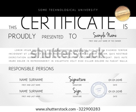 Doc611472 Computer Course Completion Certificate Format – Course Completion Certificate Format