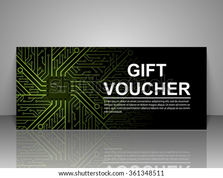gift voucher technology