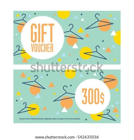 gift voucher template both