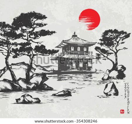 ginkakuji temple  silver