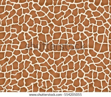 giraffe texture pattern seamless repeating brown burgundy white safari zoo jungle