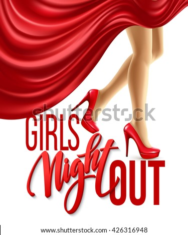 girl night out party design