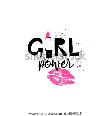 girl power fashion quote