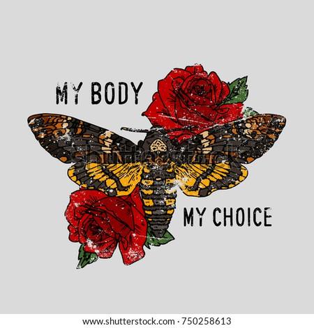 girl power  my body  my choice