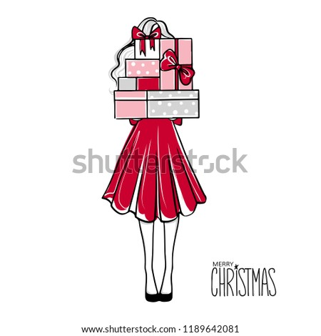 girl with many gifts merry