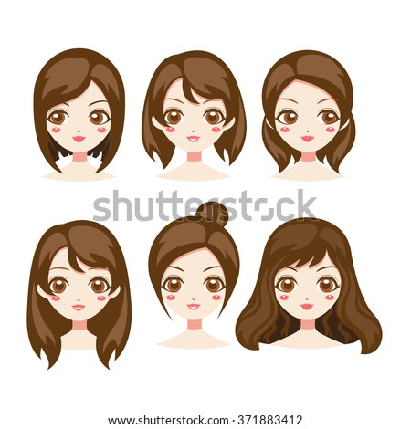 girls and hairs style