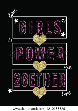 girls power slogan