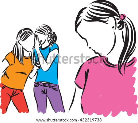 girls teenagers gossip