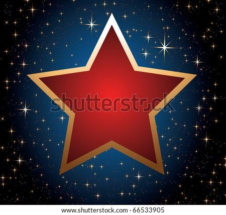 glamorous star