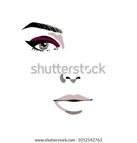 glamour fashion beauty woman