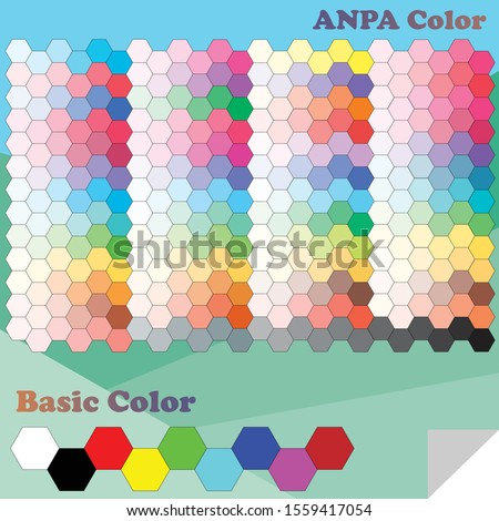 glass color simple vector flat