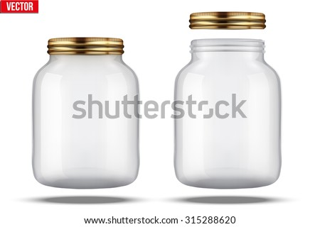 glass jars for canning and