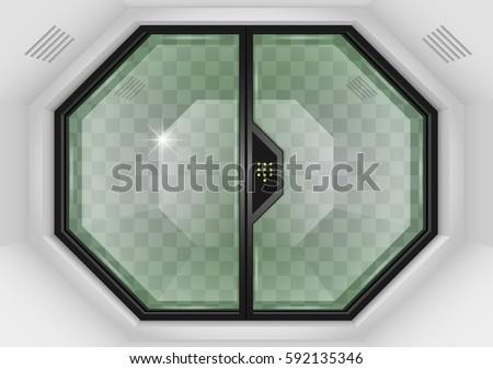 glass sliding gates lab or