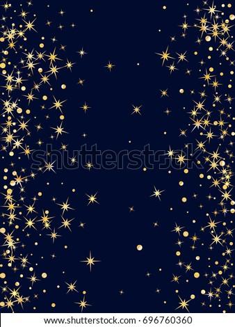 glitter confetti  shining...