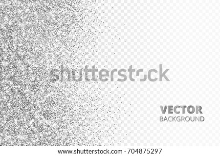 Silver Glitter Background - Download Free Vector Art, Stock Graphics ...