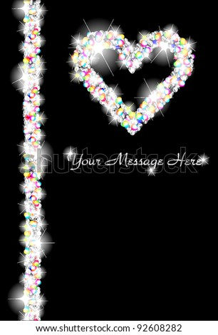 Related pictures hearts glitter heart dragobete valentine day sweet