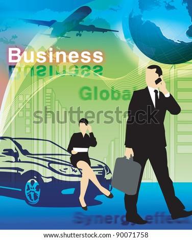 Global business.