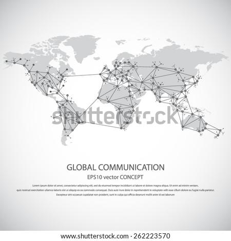 global communication   eps10
