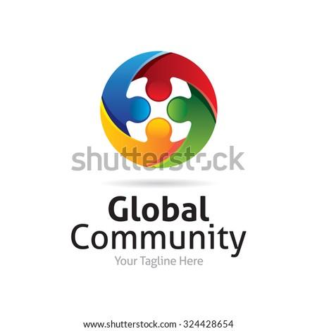 Global Community Logo