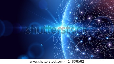 Global network background