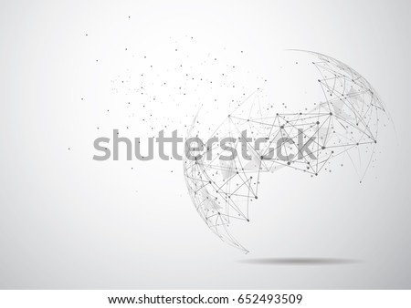 global network connection....