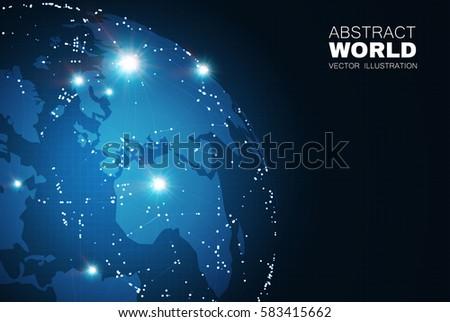 global network design traffic