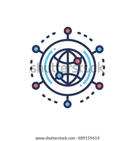 global networking   modern