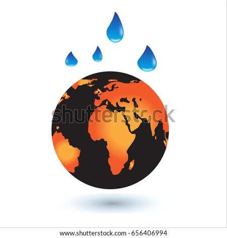 global warming this earth