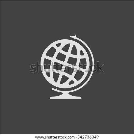 Globe Icon, Globe Icon vector