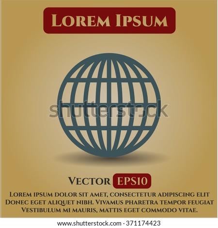 Globe (website) high quality icon