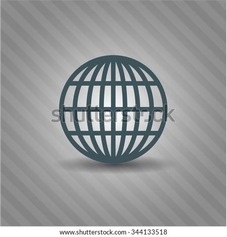 Globe (website) icon