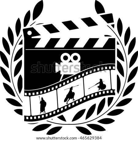 glory of cinema vector