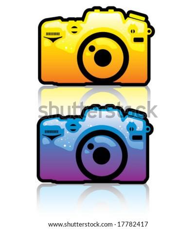 Glossy Cameras