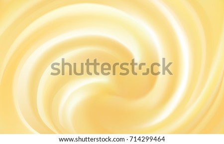 glossy radial curvy fond with