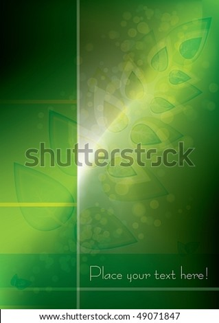 stock-vector-glowing-eco-background-with-leaf-pattern-vector-illustration-49071847.jpg