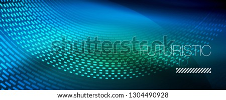 stock-vector-glowing-light-particles-in-dark-neon-space-magic-glow-shiny-abstract-background-vector-design