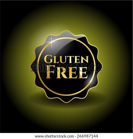 Gluten free black badge
