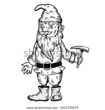 gnome mythical creature
