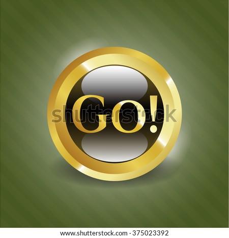 Go! gold badge
