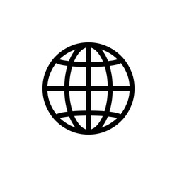 Go to web symbol icon vector illustration