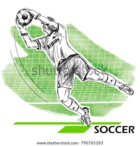 goalkeeper  soccer  football