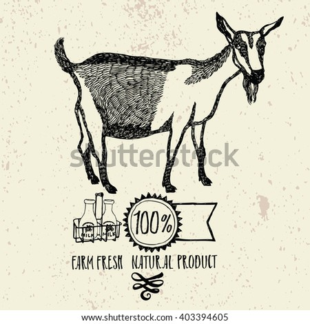 goat farm fresh natural product