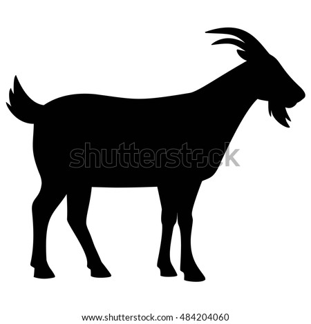 Goat Silhouette