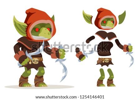 goblin assassin outlaw thief