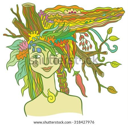 Download Goddess Of Earth Wallpaper 240x320 | Wallpoper ...