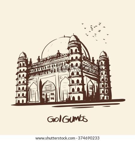 Shutterstock Gol Gumbaz Karnataka