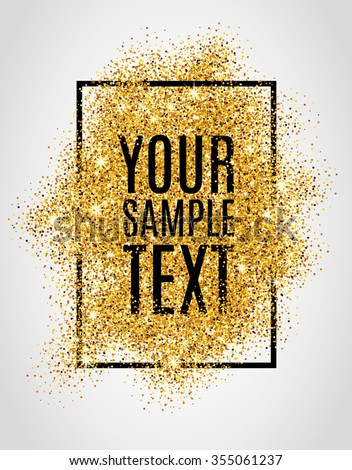 royalty free happy new year gold glitter 2017 349834283 stock